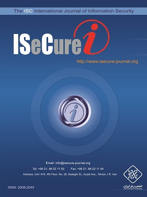 The ISC International Journal of Information Security